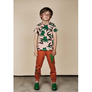 T-shirt DRACO zielony - Mini Rodini