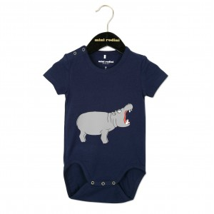 Body HIPOPOTAM - Mini Rodini.
