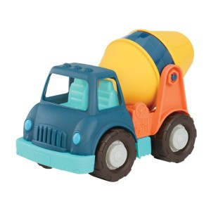 Samochód betoniarka Cement Truck Wonder Wheels - B.toys