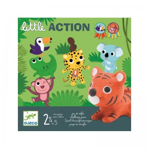 Gra LITTLE ACTION - Djeco DJ08557