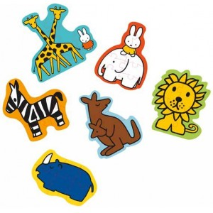 Puzzle  Miffy Safari - Barbo Toys
