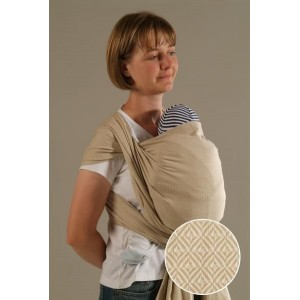Chusta tkana do noszenia dziecka Storchenwiege Leo Natur 2,7 m ... 9f22911a3c9
